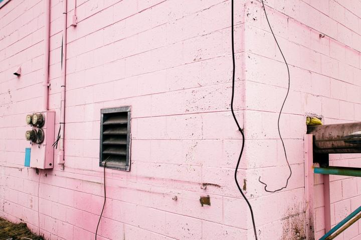abandoned pink motel _8