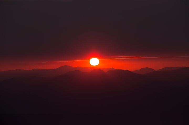 Crater Lake Sunset_7